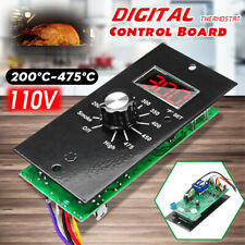 US 120V Digital Thermostat Control Board For Pit Boss Wood Pellet Grills Item
