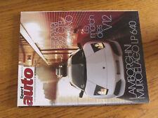 17$$ Revue Sport Auto collector n°565 Ferrari 599 GTB Lamborghini LP 640