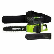 Greenworks 20322 40v 4.0Ah Cordless Chain Saw Brushless ,20322 New