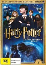 Harry Potter and the Philosopher's Stone DVD 2016 DVD