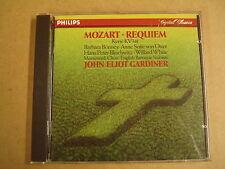 CD PHILIPS / MOZART - REQUIEM / JOHN ELIOT GARDINER