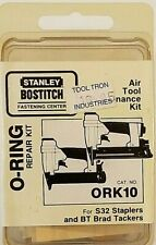Stanley/Bostitch Ork10 O-Ring Repair Kit for S32 Staplers & Bt Brad Tackers