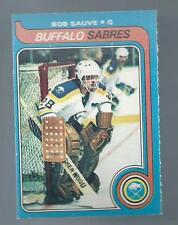 1979-80 O-Pee-Chee Bob Sauve #49