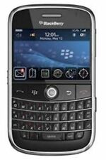 BLACK BLACKBERRY 9000 MOBILE PHONE-UNLOCKED WITH NEW HOUSE CHARGAR AND WARRANTY