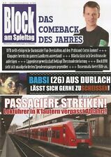 Satire+Fan Magazin-SV Darmstadt 98 Nr:25 Karlsruher SC Spiel-Holligans-Ultras NE