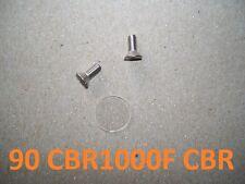 90 CBR1000F CBR master cylinder sight glass lens window