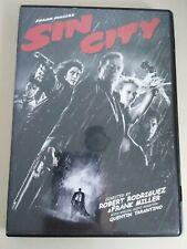 Frank Miller's Sin City -Bruce Willis, Jessica Alba, Mickey Rourke -R Rodriguez