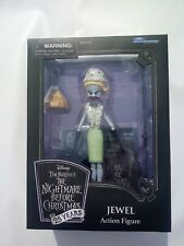 The Nightmare Before Christmas JEWEL Action Figure by Diamond Select Toys Rare