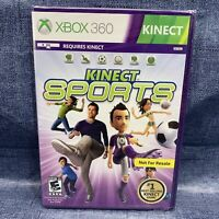 Kinect Sports Microsoft Xbox 360 Brand New Factory Sealed(2012)promo NFR variant