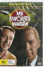 MY FAVOURITE MARTIAN SEASON 2 COLLECTOR'S ED'N *NEW & SEALED* 5-DVD SET Region 0