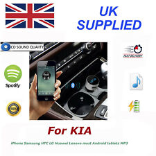 Kia Bluetooth FM Music charge module iPhone5678 X 11 HTC Nokia LG Galaxy Samsung