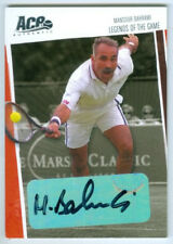 "MANSOUR BAHRAMI ""LEGENDS OF THE GAME AUTOGRAPH /400"" ACE HEROES & LEGENDS 2006"