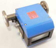Krohne Variable Area Flowmeter H250 C M7 Ptfe Lined 12