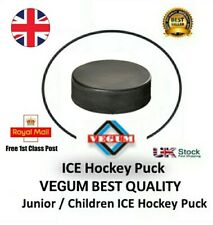 ICE Hockey Puck VEGUM BEST QUALITY - Junior Children ICE Hockey Puck jack pad