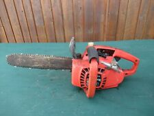 """Vintage REMINGTON MIGHTY MITE 300 Chainsaw Chain Saw with 13"""" Bar FOR PARTS"""