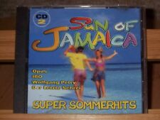 CD Sun Of Jamaica - Damenwahl in Arenal - CD2 - Opus, Gitte, IBO, Nicki uvm.1999