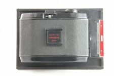 Excellent Horseman 10EXP/120 Roll Film Back Holder for 4X5 from Japan #998