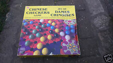 ~*~Vintage Chinese Checkers Game~*~1989~*~
