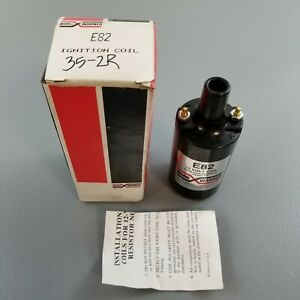 New NOS Ignition Coil for 1955 Packard Four-Hundred 400 BWD E82 - Made in USA