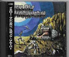 "CD ALBUM 15 TITRES--YELLOW MACHINEGUN--SPOT REMOVER--1998 ""JAPAN PRESS"""