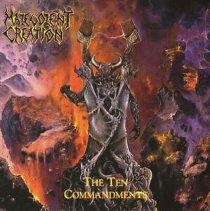 MALEVOLENT CREATION - The Ten Commandments CD (Free Shipping)