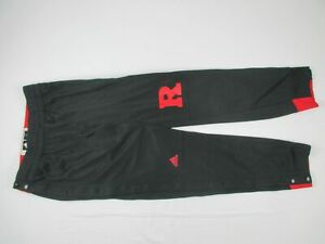 Rutgers Scarlet Knights adidas Athletic Pants Men's NEW Multiple Sizes