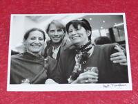 [PHOTOGRAPHIE] YVETTE TROISPOUX ARGENTIQUE  PHOTO Signée 17x12 ca 1984