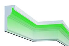 2 Mètres Façade LED stuc Eps PU Moulure de Façade Imperméable 125x285mm KC308