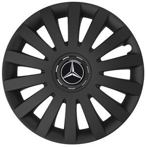 16'' Wheel trims for Mercedes Vito TAXI  4x16''  black
