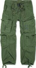 Brandit pure Vintage Trouser Oliv 5xl