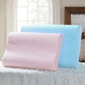 Soft Pillow Cases Slowly Rebound Memory Foam Space Pillow Cases Neck Cervical