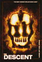 """THE DESCENT Movie Poster [Licensed-New-USA] 27x40"""" Theater Size"""