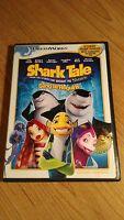 Shark Tale (DVD, 2006, Widescreen) Will Smith Jolie De Niro J. Black * FAST SHIP