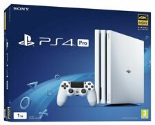 Sony PlayStation 4 Pro White 1TB Console
