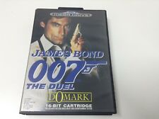 JAMES BOND 007 THE DUEL . Pal España ..Envio Certificado ..Paypal
