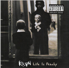 "KORN (""KOЯN"") - LIFE IS PEACHY / CD (IMMORTAL/EPIC 1996) - TOP-ZUSTAND"