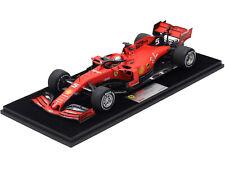 FERRARI SF90 #5 VETTEL WINNER F1 SINGAPORE GP 2019 1/18 CAR LOOKSMART LS18F1025