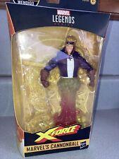 Marvel Legends Series X-Force CANNONBALL Missing Wendigo Leg Piece