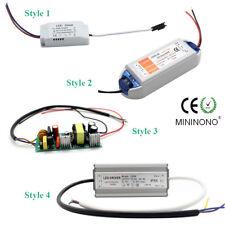 Led Driver Power Supply Constant Current 1-3W 10W 20W 30W 50W 100W AC85-265V