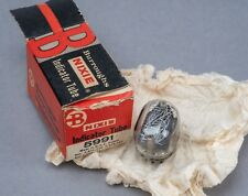 5991 Burroughs Nixie Indicator tube NOS in orig box - hard to find vintage
