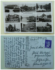 Germany - Dortmund Multi-View - Postmarked for 1942