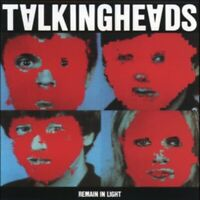 TALKING HEADS : REMAIN IN LIGHT :BRAND NEW & SEALED 180 GRAM VINYL LP