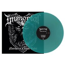 IMMORTAL - Northern Chaos Gods - 2-LP Vinyl Green Limited (300) Gatefold - New