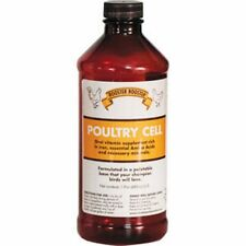 Rooster Booster Poultry Cell 16 oz Vitamin Supplement
