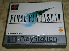 FINAL FANTASY VII PER PLAYSTATION 1 PS1 PAL