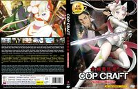 Cop Craft (Chapter 1 - 12 End + Special) ~ 2-DVD SET ~ English Dubbed Version ~
