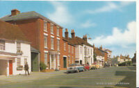Hampshire Postcard - High Street - Fareham - Ref 2501A