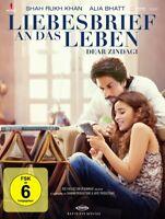 LIEBESBRIEF AN DAS LEBEN-DEA - KHAN,SHAH RUKH   DVD NEU