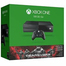 Xbox One 500GB Console Gears Of War: Ultimate Edition Bundle Very Good 2Z