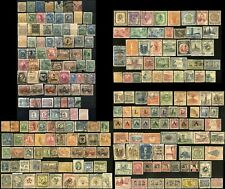 COLOMBIA Postage Airmail Republic Postal Tax Latin America Stamp Collection USED